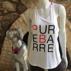 NEW Pure Barre Racerback Muscle Tank